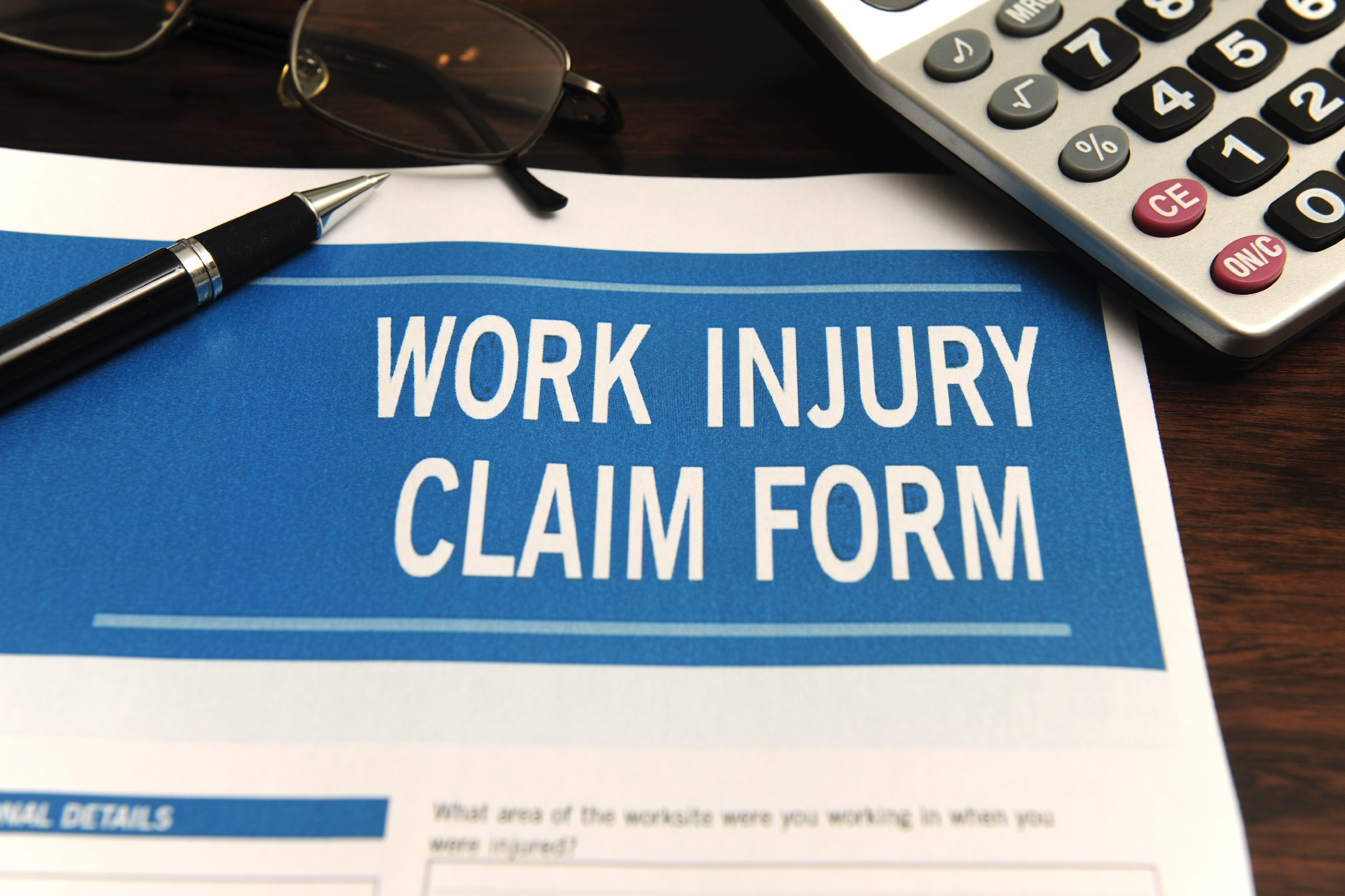 Workers Compensation Specific Injury Law Firm